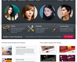 Tema site WordPress para empresas e negócios