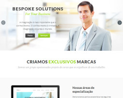 Tema site WordPress para Empresas Multiuso