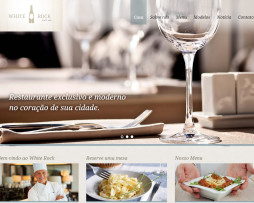 Tema site WordPress para Pizzarias e Restaurantes