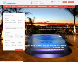 Tema site Html Ideal para Hotel, Turismo