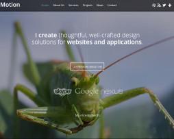 Tema site Joomla para Empresas