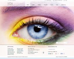 Tema site joomla para empresas maravilhoso