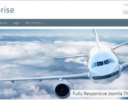 Tema site joomla para corporativo, grupos, grandes empresas, fundações, construtoras