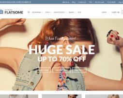 Tema Loja virtual Woocommerce multiuso