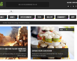 Tema site wordpress para noticias e magazine