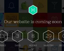 Tema Site Html Para Site em Construção