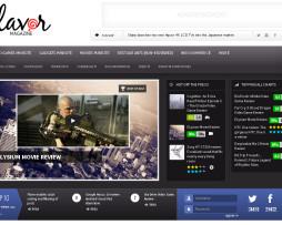 Template Site WordPress Para Notícias e Magazine