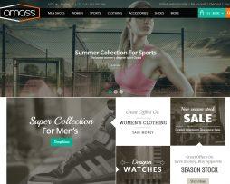 6ea6afbe8 Tema loja virtual magento para loja de artigos esportivos