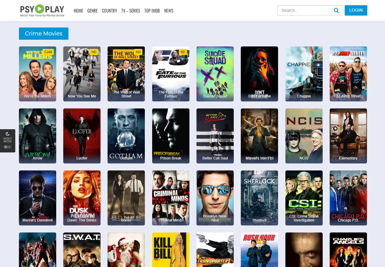 Tema Site Wordpress Para Sites De Filmes Online Rei Dos Templates